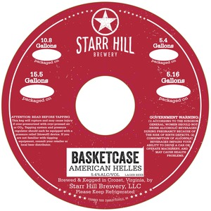 Starr Hill Basketcase