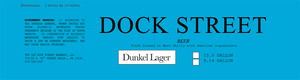 Dock Street Dunkel Lager
