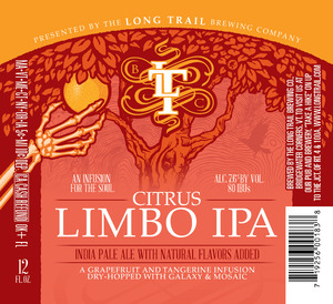 Long Trail Citrus Limbo IPA