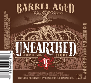Long Trail Barrel Aged Unearthed