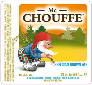 Mc Chouffe Belgian Brown Ale