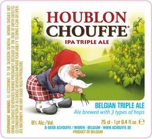 Houblon Chouffe IPA Triple Ale