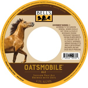 Bell's Oatsmobile