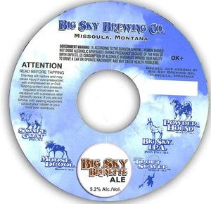 Big Sky Brunette Ale