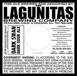 The Lagunitas Brewing Company Dark Swan
