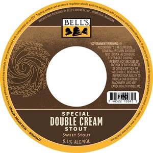 Bell's Special Double Cream