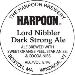 Harpoon Lord Nibbler Dark