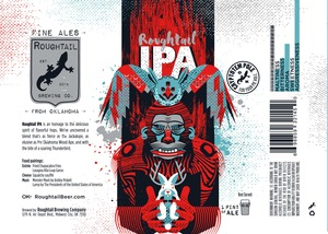 Roughtail Brewing Company Roughtail IPA