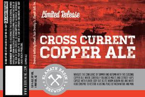 Klamath Basin Brewing Co. Cross Current Copper