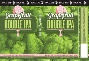 Rock Art Brewery Grapefruit Double IPA