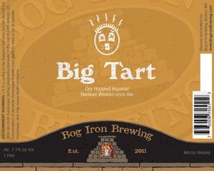 Bog Iron Brewing Big Tart