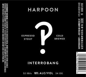 Harpoon Interrobang Espresso