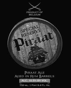 Piraat Special Reserve Rum Barrel Aged