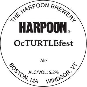 Harpoon Octurtlefest