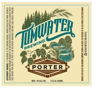 Tumwater Brewing Porter