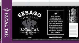 Sebago Brewing Company Royal Tar Imperial Stout