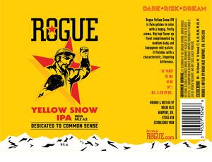 Rogue Yellow Snow
