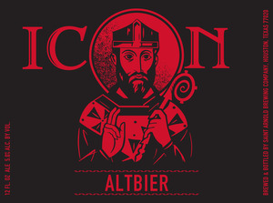 Saint Arnold Brewing Company Icon Altbier