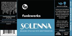 Funkwerks, Inc. Solenna
