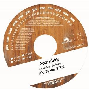 Green Flash Brewing Company Adambier