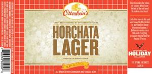 Flying Dog Horchata Lager