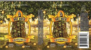 Dry Dock Brewing Grapefruit Double IPA