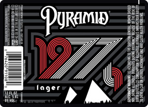 Pyramid 1977 Lager