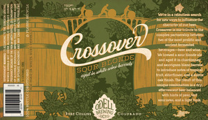 Odell Brewing Company Crossover Sour Blonde Ale
