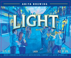Abita Brewing Company Light