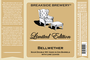 Breakside Brewery Bellwether