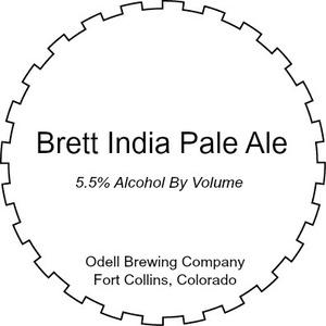 Odell Brewing Company Brett IPA