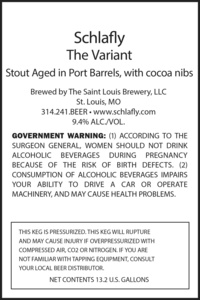 Schlafly The Variant