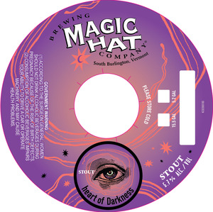 Magic Hat Heart Of Darkness