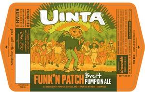 Uinta Funk'n Patch