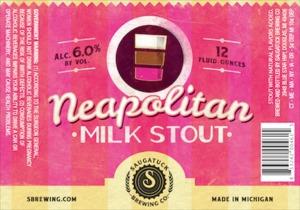 Saugatuck Brewing Company Neapolitan