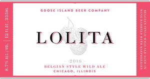 Goose Island Beer Company Lolita