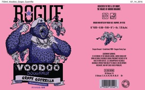 Rogue Grape Guerrilla August 2016
