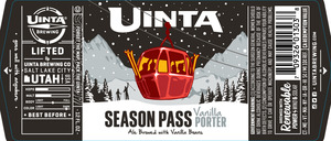Uinta Brewing Season Pass