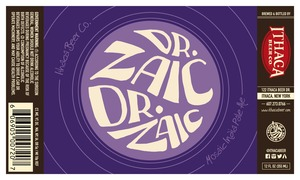 Ithaca Beer Company Dr. Zaic Dr. Zaic