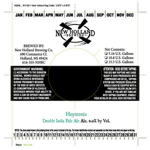 New Holland Brewing Company Hoptronix