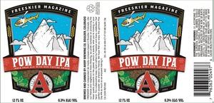 Avery Brewing Co. Pow Day IPA