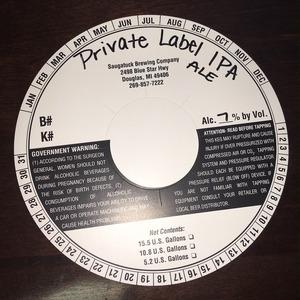 Saugatuck Brewing Company Private Label