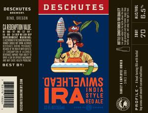 Deschutes Brewery Swivelhead