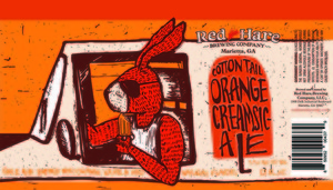Red Hare Cotton Tail Creamsic-ale