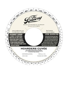 The Bruery Hoarders CuvÉe