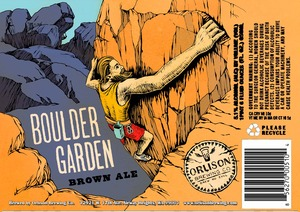 Boulder Garden Brown Ale
