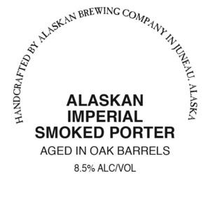 Alaskan Imperial Smoked Porter
