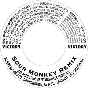 Victory Sour Monkey Remix