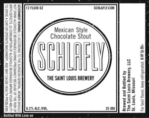 Schlafly Mexican Chocolate Stout