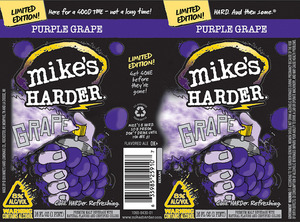 Mike's Harder Purple Grape